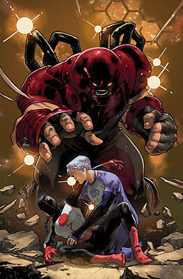 Uncanny Avengers #29 Cover A Strars & Garters Marvel Legacy Comic - FREE POSTAGE