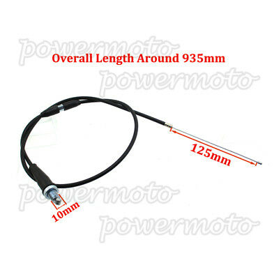 """37"""" Adjustable Throttle Cable For Chinese made pit dirt bikes including DHZ, SSR"""