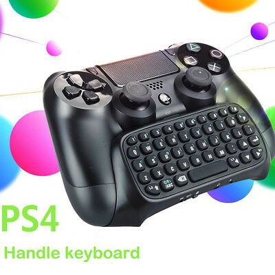PS4 Game Controller Wireless Keyboard PS4 Interface Settings Easy To Use