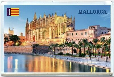 Mallorca, Palma, Majorca Spain Fridge Magnet