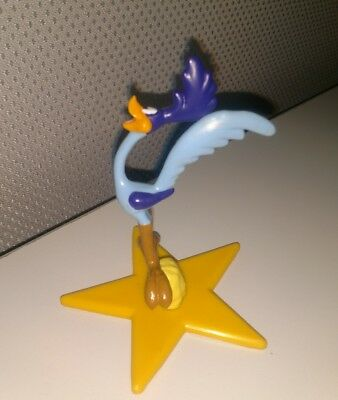 1996 Road Runner PVC STAR Warner Bros Applause New Old store stock Free Ship!