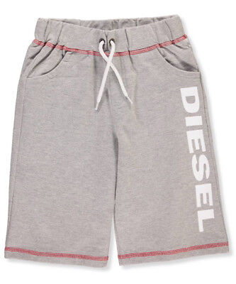 Diesel Boys' French Terry Shorts
