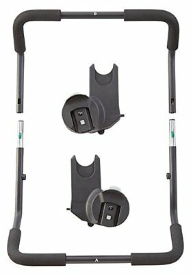 Baby Jogger Car Seat Adapter Single Stroller For Chicco Keyfit /Peg Perego - D76