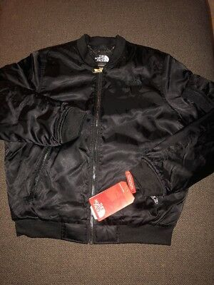 27cc20b3f THE NORTH FACE women's Barstol Bomber Jacket Black - $89.99 | PicClick
