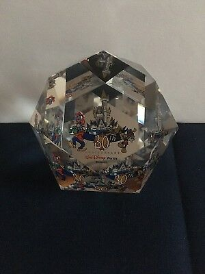 Swarovski Hexagonal Crystal Paperweight M size Event Authentic MIB 5047496