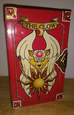 The Clow Card Captor Sakura 52 Tarot Cards