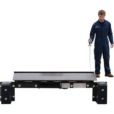 "NEW! Edge-of Dock Leveler 72""W Usable 20,000 Lb. Cap.!!"