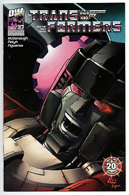 Transformers: Generation 1 #10 2004 (NM) Final Dreamwave Issue