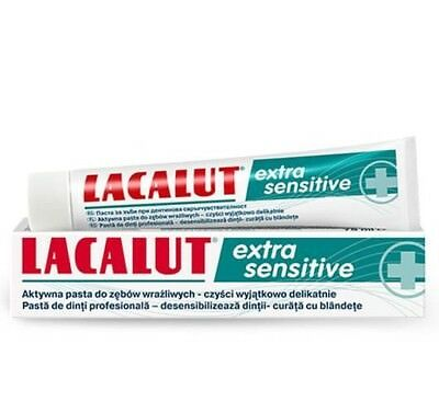 LACALUT EXTRA SENSITIVE, toothpaste, 75ml