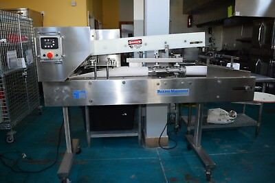 Baking Machines BM-DF-3000 Bagel Divider/Former