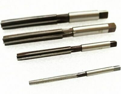 Select Size 3.0mm to 6.9mm H7 Straight Shank Hand Reamer [DORL_A]