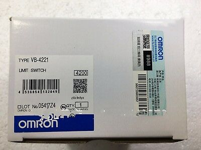 1PC New Omron VB-4221 Limit Switch