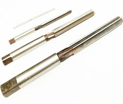DORL/_A Select Size 25.0mm to 35mm H7 Straight Shank Hand Reamer