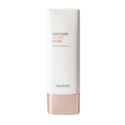 [heimish] ARTLESS GLOW BASE 40ml SPF50+ PA+++ / Korean Cosmetics
