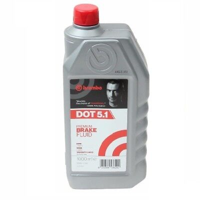 One - Liter Brake Fluid DOT5.1 Brembo L05010