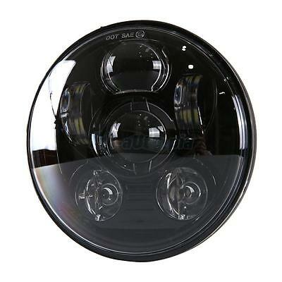 """5-3/4"""" LED Projection Daymaker Headlight for Harley Sportster XL 883 1200 Dyna"""
