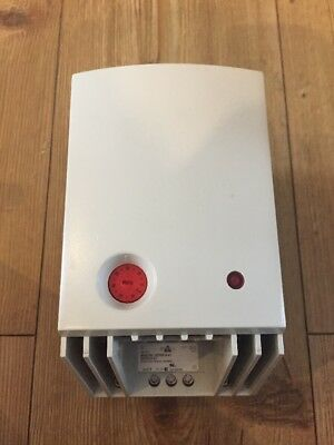 Steco Panel Enclosure Kiosk Fan Heater 110V AC 550W 02700.9-01