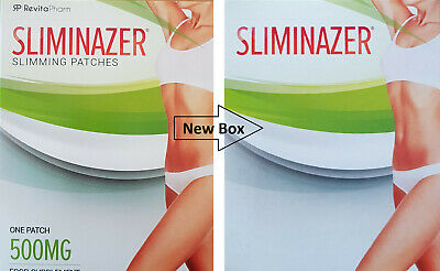 Sliminazer slimming patches plastry odchudzające 30 Pieces inside Box 500mg