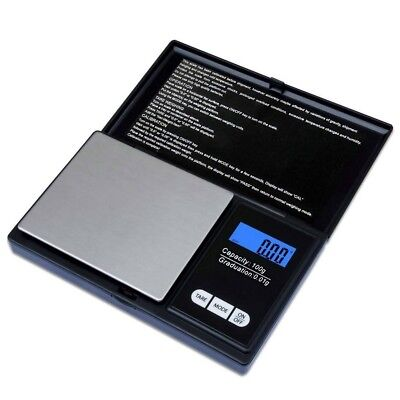Electronic Pocket Mini Digital Gold Jewellery Weighing Scales 0.01G to 100Grams*