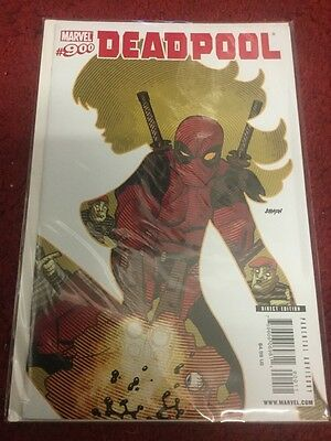 Deadpool #900 Marvel Comic Vfn/nm