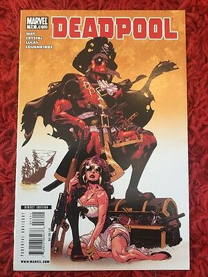Deadpool #14 Vol.2 Nov 2009 Comic Nm