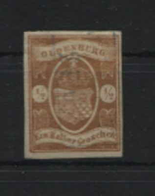Oldenburg 11 gestempelt (B07916)