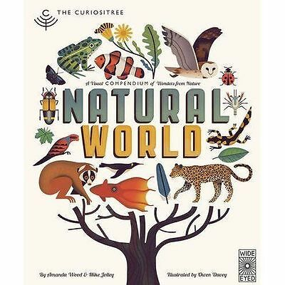 Curiositree: Natural World: A Visual Compendium of Wonders from Nature - Jacket
