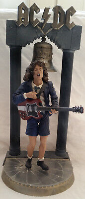 Angus Young AC/DC 2001 For Those About to Rock Stage Figure McFarlane Spawn