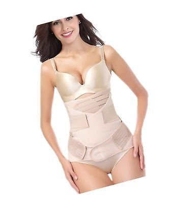 ec73a01872d16 3 in 1 Postpartum Support Recovery Girdle Corset Belly Waist Pelvis Belt  Shap.