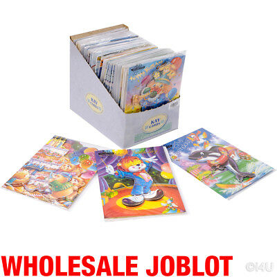 200 Birthday Greeting Cards 3D Kids Card Cute Wholesale Job Lot Brand New In Dis