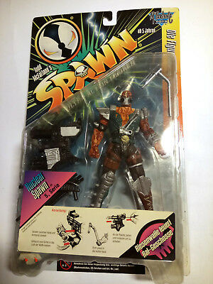SPAWN Ultra Action Figures - Series 5 - NUCLEAR SPAWN - McFarlane Toys OVP 1997!