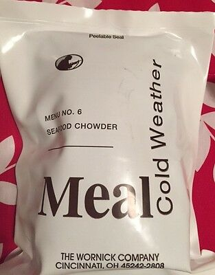 2020 US Military, Meal Cold Weather-MRE-Freeze Dried - Pick a Menu - MCW / LRP