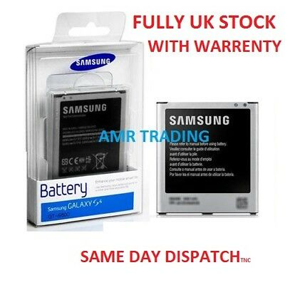 New Replacement Battery for Samsung Galaxy S4 GT-I9505 2600mah (EB-B600BE)