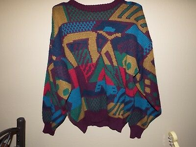 Vintage 80s Peter Jon Clothing Sweater Soft Comfy