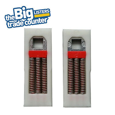 uPVC Door Handle Spring Cassette Pair to Repair Loose Handles *CHEAPEST ON EBAY*