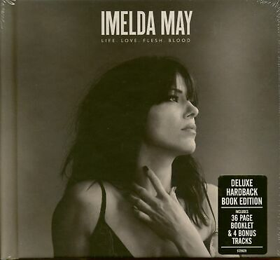 Imelda May - Life. Love. Flesh. Blood - Extended (CD, Deluxe Edition) - Reviv...