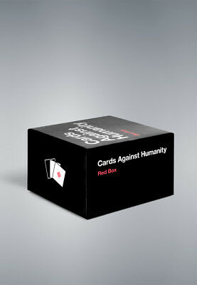 Cards Against Humanity rote Box US Expansion Pack Spielkarten