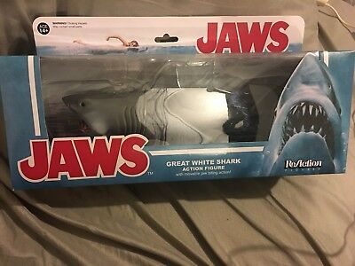 JAWS Great White Shark Reflection Figures