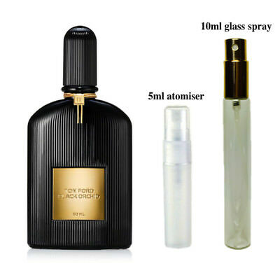BLACK ORCHID EDP by Tom Ford - 5ml, 10ml sample - 100% GENUINE