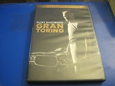 Gran Torino -(Widescreen Edition) DVD  CLINT EASTWOOD   FREE US SHIPPING