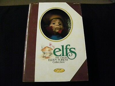 1997 Berenguer Elfs The Great Elven Forest Collection Blinkee New in Box