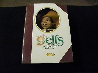 1997 Berenguer Elfs The Great Elven Forest Collection Minkee New in Box
