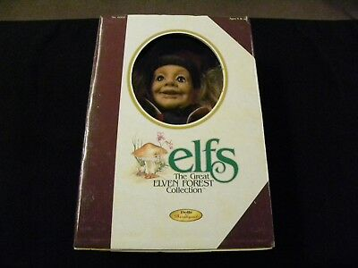 1997 Berenguer Elfs The Great Elven Forest Collection Mama Larna New in Box
