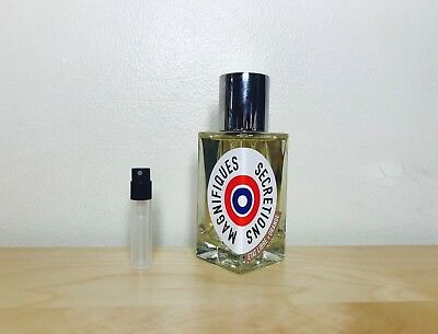 Secretions Magnifiques - Etat Libre d`Orange  - 2ml sample - 100% GENUINE