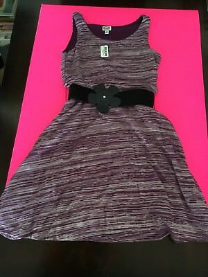 52569cb8d8a NWT RUUM AMERICAN Kids Wear Girls Size 7 or 8 Lavender Sequin Dress ...