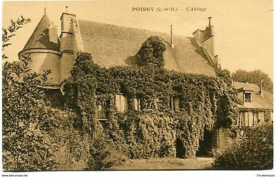 CPA - Carte postale -  France - Possy - L'Abbaye (CPV689)