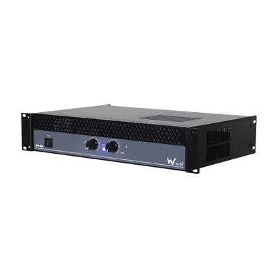 W Audio EPX500 Power Amplifier