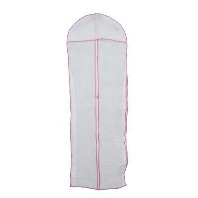 Wedding Evening Dress Gown Garment Storage Cover Bag Protector 150cm O3K1