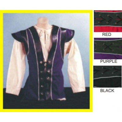 Pirate Vest by Alexanders