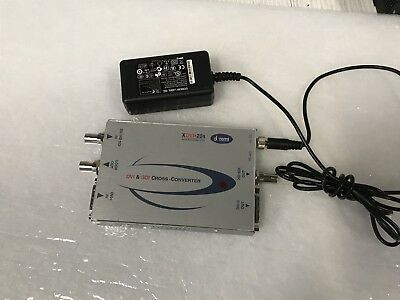 Doremi XDVI-20S DVI & SDI Cross Converter w/ Power Supply